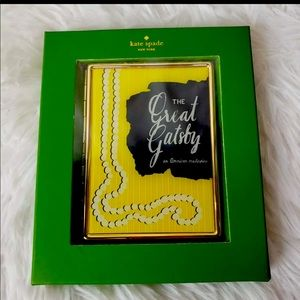 Kate Spade A Way With Words Great Gatsby ID Holder